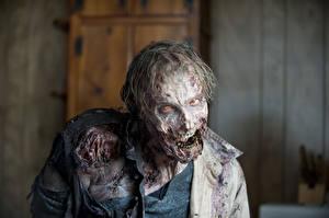 Обои Ходячие мертвецы Зомби Фильмы фото