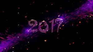Обои Новый год 2017 фото