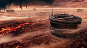 Картинки Star Citizen Фантастический мир Игры Фэнтези