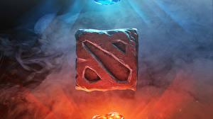 Фото DOTA 2 Логотип эмблема Игры