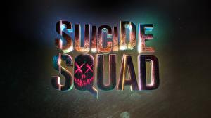 Обои Отряд самоубийц 2016 Слово - Надпись Английский