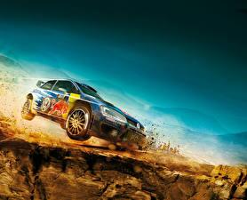 Обои Volkswagen Ралли DiRT Rally Игры Автомобили фото