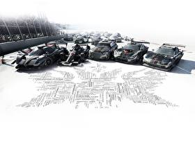 Картинка Ралли GRID Autosport Игры Автомобили