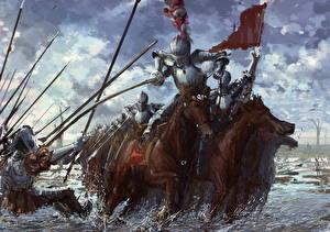Картинка Средневековье