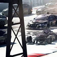 Фотография Гонки GRID Autosport Игры Автомобили