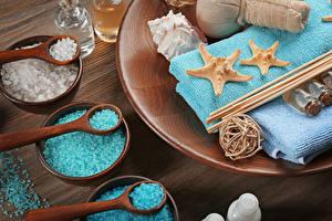 Фотография Морские звезды Спа Соль Ложки