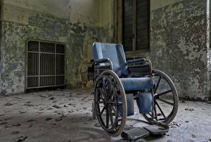 Фото Инвалидное кресло-коляска Кресло