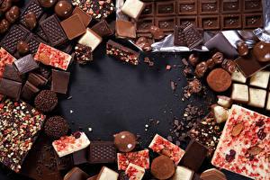 Обои Сладости Конфеты Шоколад Еда фото