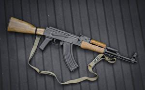 Обои Автоматы АК 47 Русские Армия фото