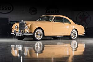Фото Бентли Старинные Металлик 1956-59 S1 Continental Sports Saloon by Mulliner LHD Автомобили