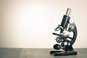 Обои Крупным планом Микроскоп