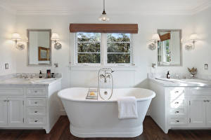 Обои Интерьер Ванная Дизайн Окно фото