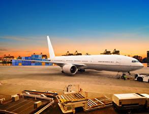 Фотография Пассажирские Самолеты