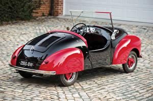 Обои Ретро Металлик Сзади 1950-52 Atlas Babycar Автомобили фото