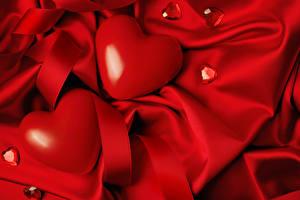 Фото День святого Валентина Сердце Красный