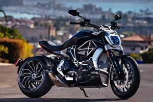 Обои Ducati Сбоку 2016 XDiavel S