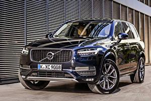 Фотографии Volvo Металлик XC90 2015 машина