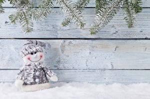 Картинка Снеговики