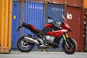 Обои BMW - Мотоциклы Сбоку 2015-16 S 1000 XR Мотоциклы фото