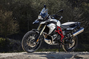 Обои BMW - Мотоциклы 2016 F 800 GS Trophy Мотоциклы фото