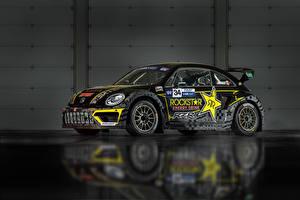 Фото Volkswagen Стайлинг Черный 2015-17 Beetle GRC Автомобили