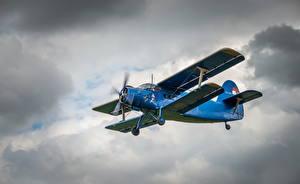 Картинка Самолеты Полет Antonov An-2