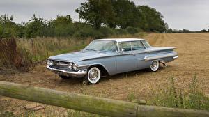 Картинка Chevrolet Старинные Седан 1960 Impala Sport Sedan