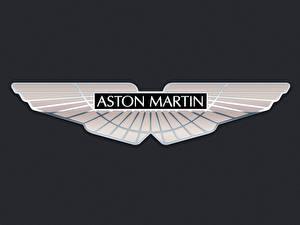 Фото Логотип эмблема Aston Martin Машины