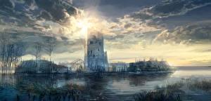Фото The Witcher 3: Wild Hunt Крепость Игры