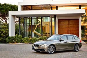 Фото BMW Универсал Luxury Line 2015 F31 Touring 330d Автомобили