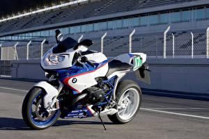 Обои BMW - Мотоциклы 2008-12 HP2 Sport Мотоциклы
