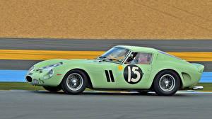 Картинка Феррари Стайлинг Ретро 1962 250 GTO Scaglietti авто