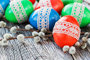 Картинки Праздники Пасха Яйца Ветки