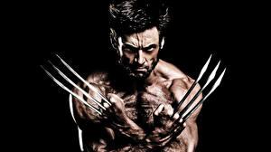 Фото Hugh Jackman Мужчины Логан (фильм) Когти Wolverine Знаменитости