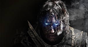 Фотографии Middle-earth: Shadow of Mordor Мужчины Взгляд Фэнтези