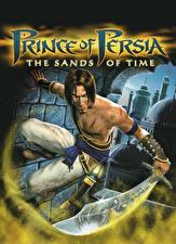 Картинка Prince of Persia: The Sands of Time Воины Мужчины Игры