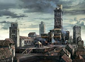Фотографии The Witcher 3: Wild Hunt Здания