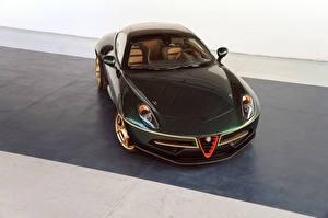 Картинка Alfa Romeo Тюнинг Металлик 2014 Disco Volante Touring