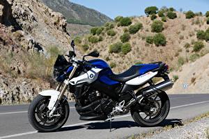 Фото BMW - Мотоциклы Крупным планом 2014-16 F 800 R Мотоциклы