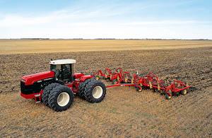 Фотографии Поля Трактор 2000-08 Versatile 2375
