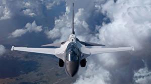 Фотография Самолеты Истребители Полет T-50A, Lockheed Martin Авиация