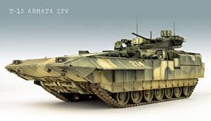 Фото БМП Российские T-15 Armata