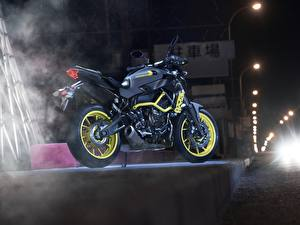 Фотография Ямаха Ночные 2017 MT-07 Moto Cage