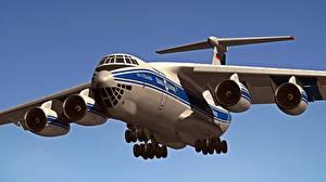 Картинка Самолеты Ilyushin Il-76
