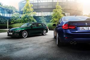 Картинка BMW Универсал F31 2015 3-Series автомобиль