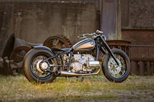Обои BMW - Мотоциклы Сбоку 2016 Motorrad R5 Homage Мотоциклы