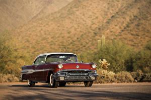 Картинка Pontiac Ретро 1957 Star Chief Custom Catalina Coupe Автомобили