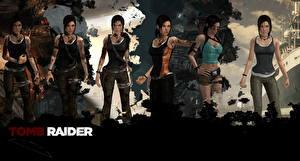 Фотография Tomb Raider Лара Крофт Девушки