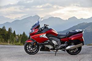 Картинки BMW - Мотоциклы Сбоку 2016 K 1600 GT
