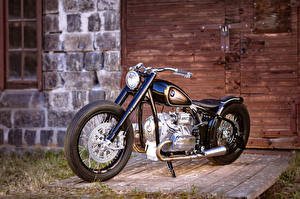 Фотографии BMW - Мотоциклы 2016 Motorrad R5 Homage